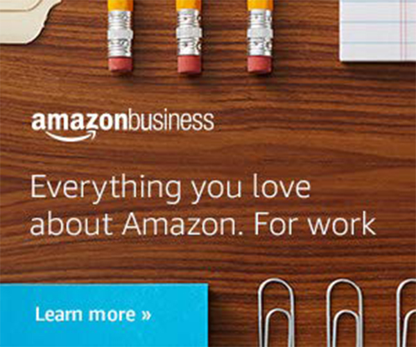 Amazon business account one million users