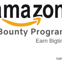 Earn Gig With Amazon Bounty Program