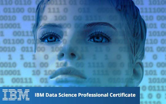 IBM Data Science Professional Certificate Coursera
