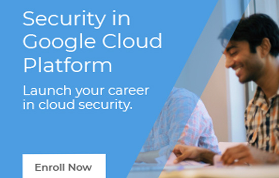 google cloud security platform coursera