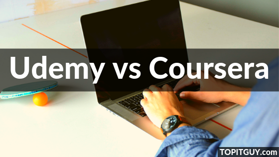Udemy vs Coursera - Which is the Best websites for online courses?
