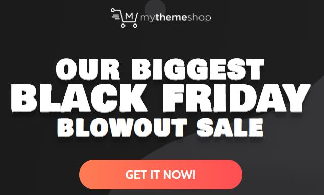 mythemeshop black friday offer 2019