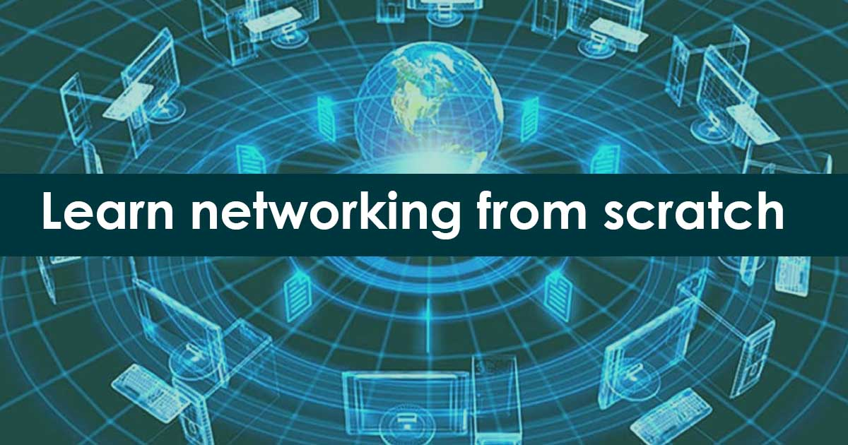 computer-networking-from-scratch