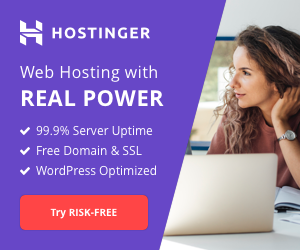 hostinger discount coupon